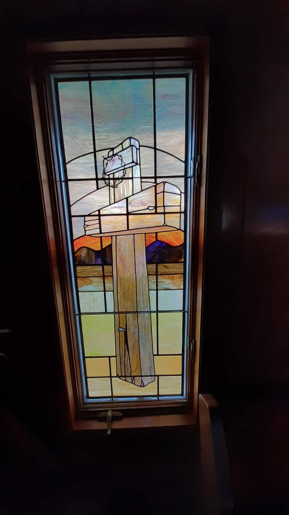 Window of the Cross